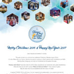 Merry Christmas 2016 & Happy NewYear 2017