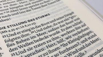 """루터 2017 :<br> 새로운 성경 번역 등장<span><font size=""""+1"""">2018년 1월 새로운 소식</font></span>"""