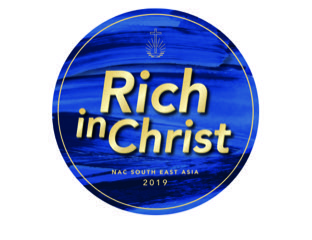 A blessed NEW YEAR of Grace, RICH IN CHRIST